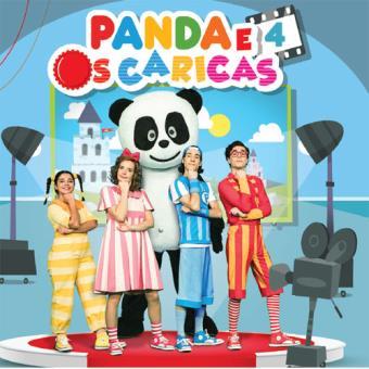 Panda e os Caricas 4