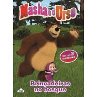 Masha e o Urso: Brincadeiras no Bosque
