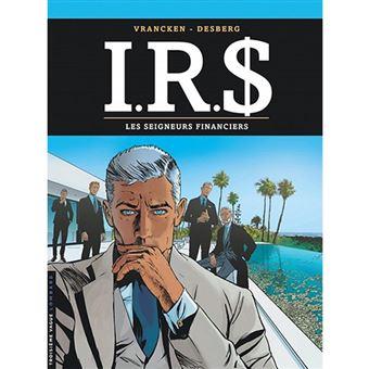 I.R.S. - Livre 19: Les Seigneurs Financiers