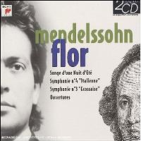 Mendelssohn-symphonies No. 3 & 4