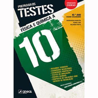 Preparar os Testes Física e Química A - 10º Ano