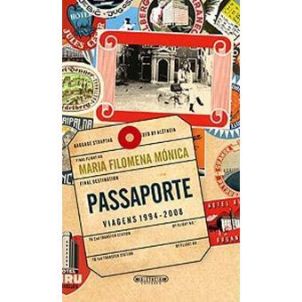 Passaporte – Viagens 1994-2008