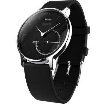 Withings Monitor Atividade Steel (Preto)