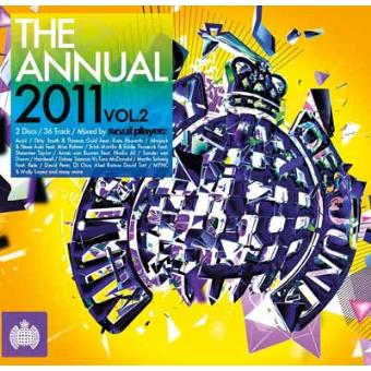 Ministry of Sound - Annual'11 Vol.2 (2CD)