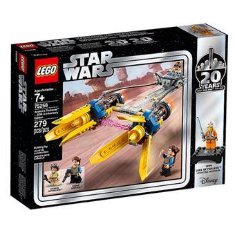 LEGO Star Wars 75258 Podracer de Anakin – Edição do 20º Aniversário