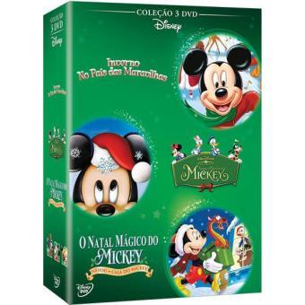 Pack Verde Natal Mickey