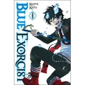 Blue Exorcist - Book 1