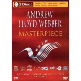 Andrew Lloyd Webber: Masterpiece - Live From The Great Hall Of The People 2001 (2DVD)