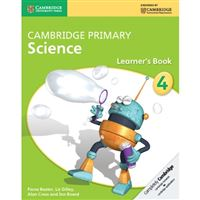 Cambridge Primary Science Learner's Book