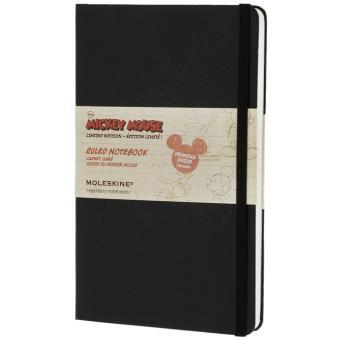 Caderno Pautado Moleskine Mickey Mouse Grande