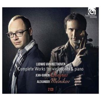 Beethoven | Complete Works for Cello & Piano (2CD)