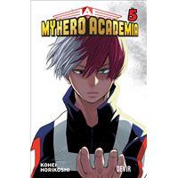 My Hero Academia - Livro 5