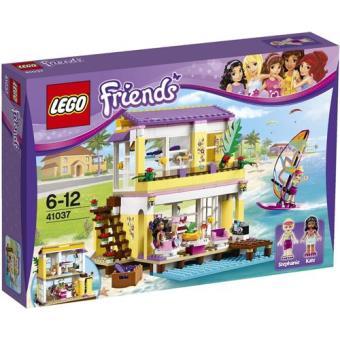 A Casa de Praia da Stéphanie (LEGO Friends 41037)
