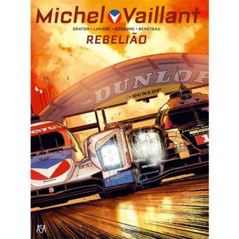 Michel Vaillant - Livro 6: Rebelião