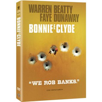 Bonnie and Clyde - DVD