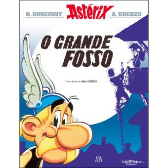 Astérix - O Grande Fosso