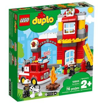 LEGO DUPLO Town 10903 Quartel dos Bombeiros