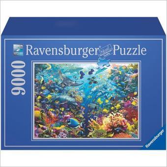 Puzzle Underwater Paradise (9000 peças)