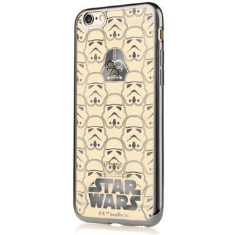 Capa Disney Star Wars para iPhone 7 Plus - Clone/Vader
