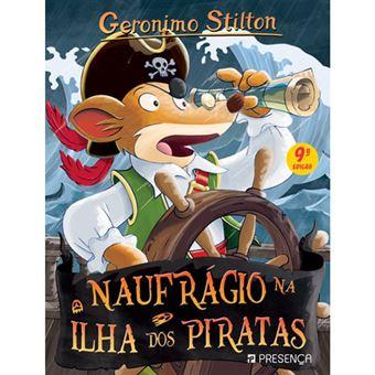 Geronimo Stilton: Naufrágio na Ilha dos Piratas
