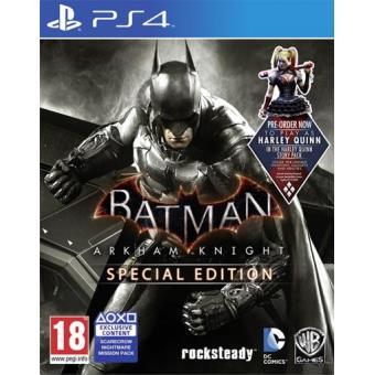 Batman: Arkham Knight Steelbook Edition PS4