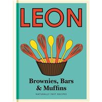 Little leon: brownies, bars & muff