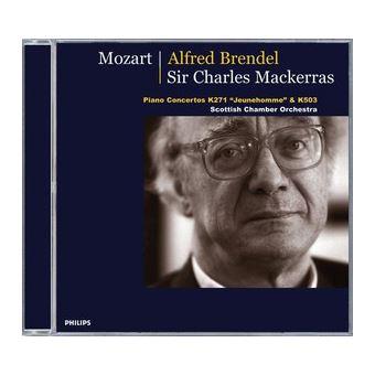 Piano Concertos Nos. 9 & 25 - CD