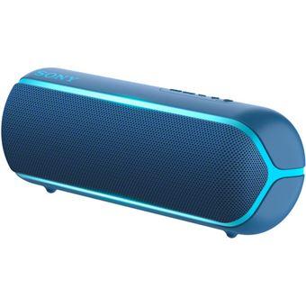 Coluna Bluetooth Sony SRS-XB22 - Azul