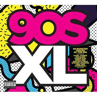 90's XL - CD
