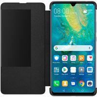 Capa Huawei Flip Cover para Mate20 X - Preto