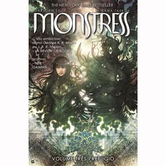 Monstress - Refúgio