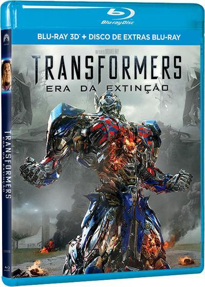 Transformers 4: Era da Extinção Trailer