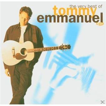 The Very Best of Tommy Emmanuel - 2CD