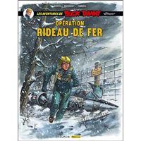 Les Aventures de Buck Danny Classic - Livre 5: Opération Rideau de Fer