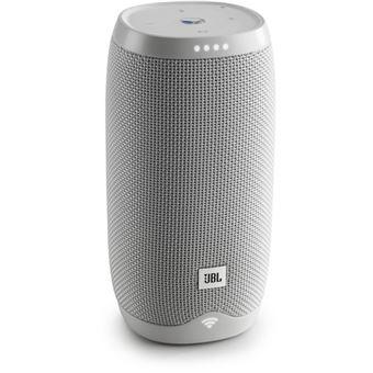 Coluna Bluetooth Jbl Link 10 Com Google Assistant - Branco