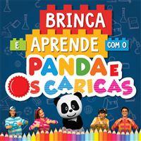 Brinca e Aprende com O Panda e os Caricas - 2CD