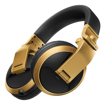 Auscultadores Pioneer HDJ-X5BT-N Bluetooth - Dourado