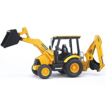 JCB Midi CX Backhoe