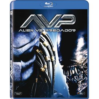 Alien vs. Predador - Blu-ray