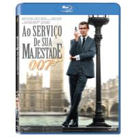 007 – Ao Serviço de Sua Majestade - Blu-ray