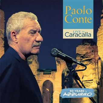 Live In Caracalla: 50 Years Of Azzurro - 2CD