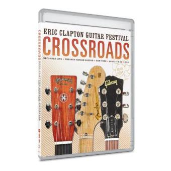 Crossroads Guitar Festival 2013 (2DVD)