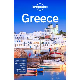 Lonely Planet Travel Guide - Greece