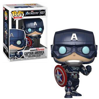 Funko Pop! Marvel Avengers Gamerverse: Captain America - 627