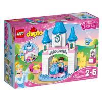 LEGO DUPLO Disney Princess 10855 O Castelo Mágico da Cinderela