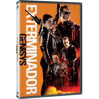 Exterminador: Genisys - DVD