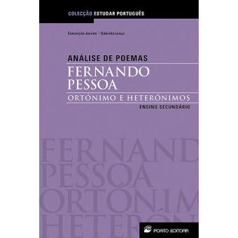 Análise de Poemas - Fernando Pessoa «Ortónimo e Heterónimos» - Ensino Secundário