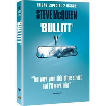 Bullitt - Edição Especial - 2DVD