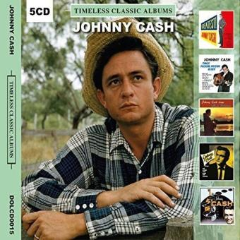 Timeless Classic Albums: Johnny Cash - 5CD