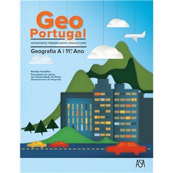 GeoPortugal Geografia 11º Ano - Manual do Aluno